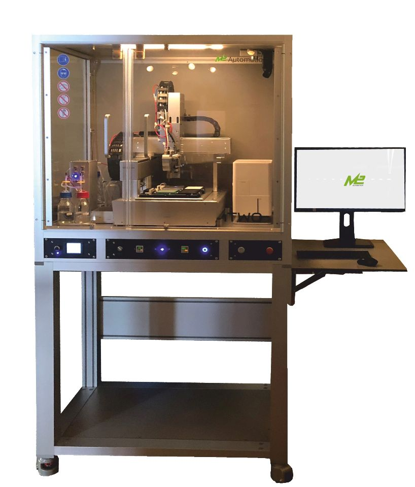 itwo microarray spotter