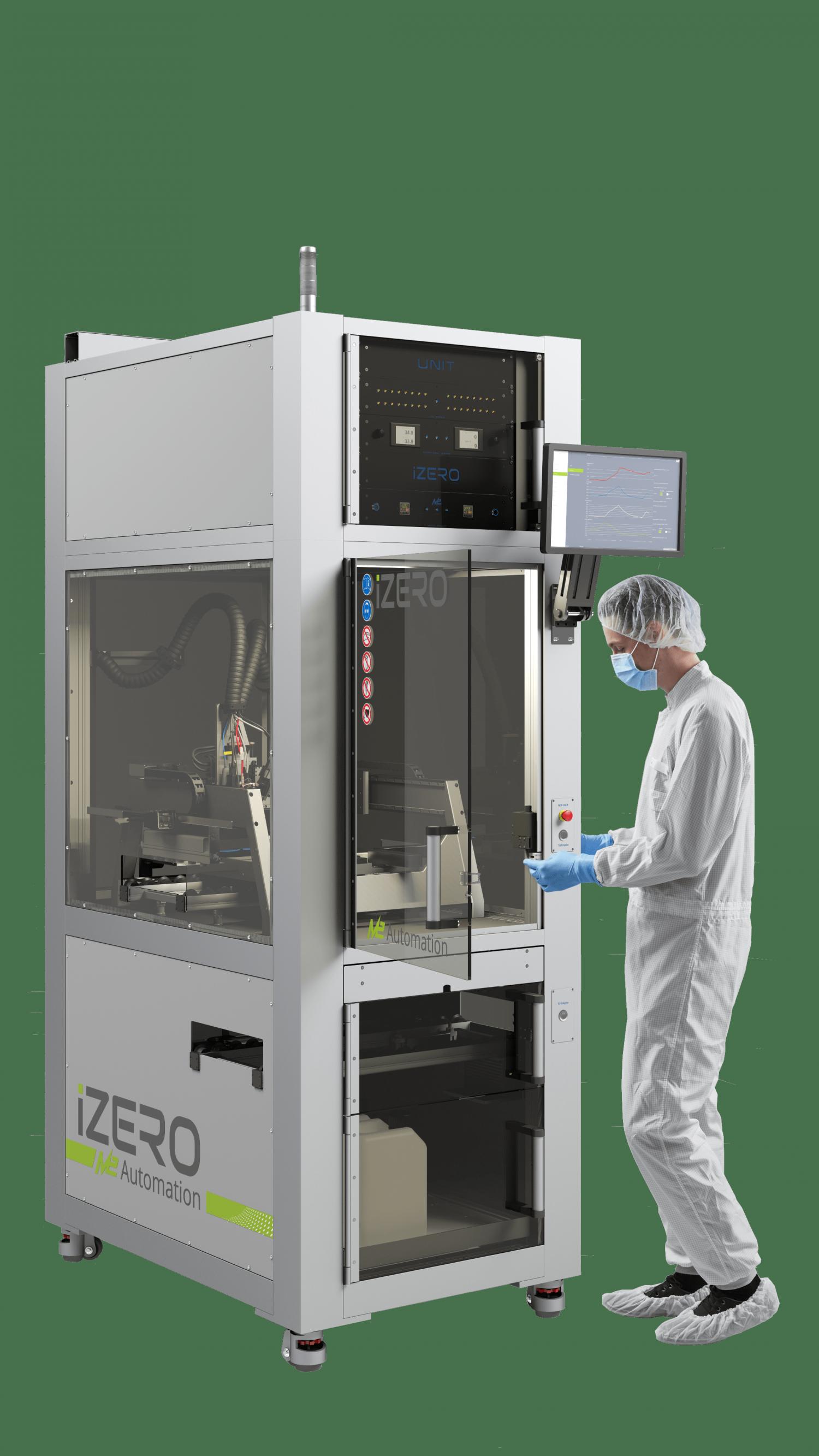 iZERO microarray spotter